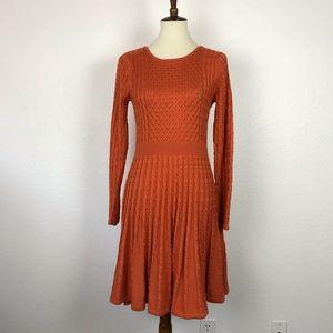 Calvin Klein Knit Sweater Dress D749